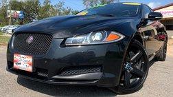 2015 Jaguar XF 4dr Sdn V6 Sport AWD