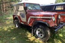 1982 Jeep CJ-5 Base
