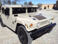 2002 HUMMER H1 Open Top Hard Doors