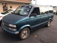2000 Chevrolet Astro 2WD
