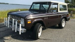 1971 Ford Bronco Classic Collector Truck SUV