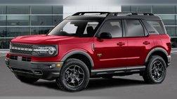 2021 Ford Bronco Big Bend