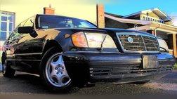 1997 Mercedes-Benz S-Class S 420