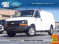 2009 Chevrolet Express Cargo Van 2500