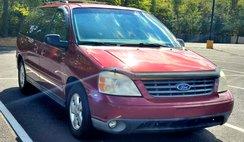 2004 Ford Freestar SES