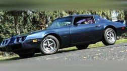 1981 Pontiac Firebird Base