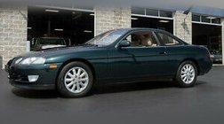 1993 Lexus SC 400 Base