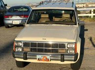 1986 Jeep Wagoneer Limited