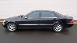 2003 Mercedes-Benz S-Class S 500 4MATIC