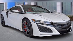 2017 Acura NSX SH-AWD Sport Hybrid