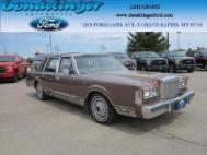 1985 Lincoln Town Car Signature