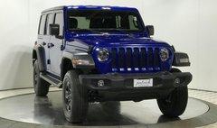 2018 Jeep Wrangler Sport