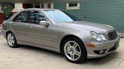 2003 Mercedes-Benz C-Class C 32 AMG