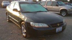 1999 Honda Accord LX V6