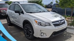 2017 Subaru XV Crosstrek 2.0i Base