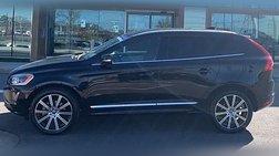 2015 Volvo XC60 T5 Drive-E Platinum