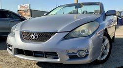 2008 Toyota Camry Solara SE Convertible 2D
