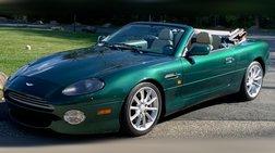 2001 Aston Martin DB7 Volante