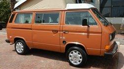 1982 Volkswagen Vanagon Camper