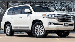 2016 Toyota Land Cruiser Base