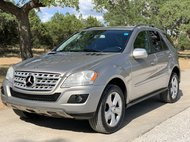 2009 Mercedes-Benz M-Class ML 320 BlueTEC