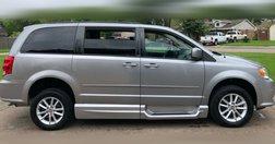 2014 Dodge Grand Caravan Handicap wheelchair van manual ramp ! VMI