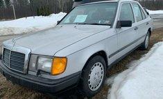 1987 Mercedes-Benz 300-Class 300 D