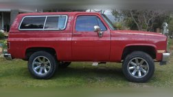 1984 GMC Jimmy Base