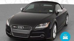 2013 Audi TTS 2.0T quattro Prestige