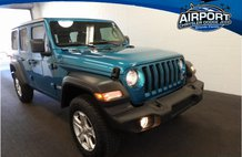 2020 Jeep Wrangler Unlimited Unlimited Sport