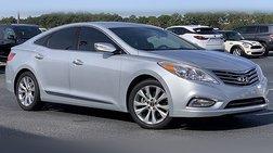 2014 Hyundai Azera Limited