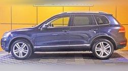 2013 Volkswagen Touareg VR6 Executive