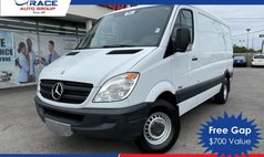 2012 Mercedes-Benz Sprinter Cargo 2500