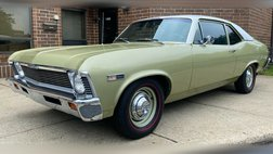 1968 Chevrolet Nova - AC & Arizona