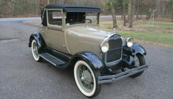 1928 Ford 1928 FORD MODEL A / RESTORED