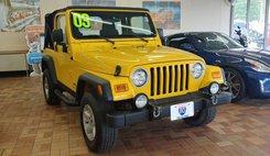 2003 Jeep Wrangler SE