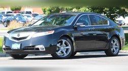 2011 Acura TL 3.7 Technology