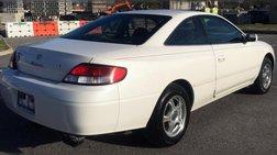 2001 Toyota Camry Solara SE