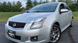 2012 Nissan Sentra SE-R Spec V