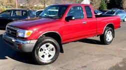 2000 Toyota Tacoma Base