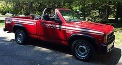 1990 Dodge Dakota Sport