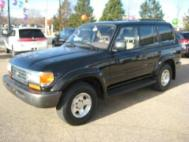 1997 Toyota Land Cruiser Base