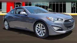 2015 Hyundai Genesis Coupe Base