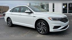 2021 Volkswagen Jetta 1.4T SEL Premium
