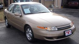 2002 Saturn L-Series L200