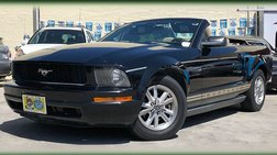 2006 Ford Mustang Standard