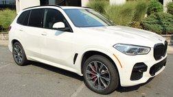 2022 BMW X5 xDrive40i