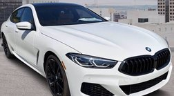 2021 BMW 8 Series 840i Gran Coupe