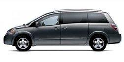 2007 Nissan Quest S Minivan 4D