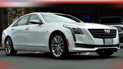 2016 Cadillac CT6 3.6L Premium Luxury